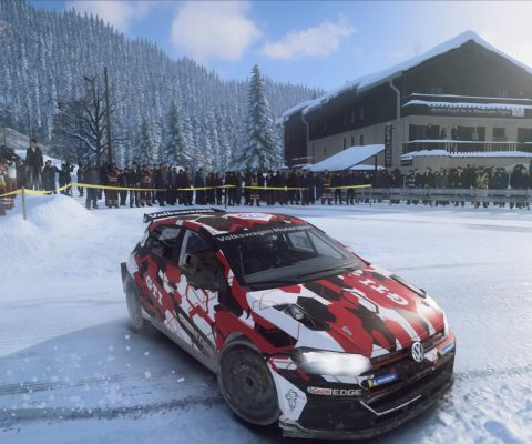 Report: MONTE-CARLO – III WERC Rally Championship