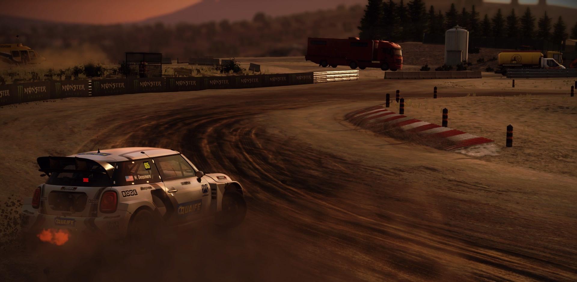 I WERX – WERC Rallycross Championship